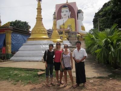 Aprendiendo de Marketing en Yangoon