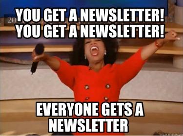 Todo sobre newsletters